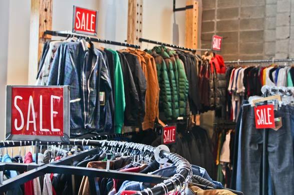 Apparel Sale